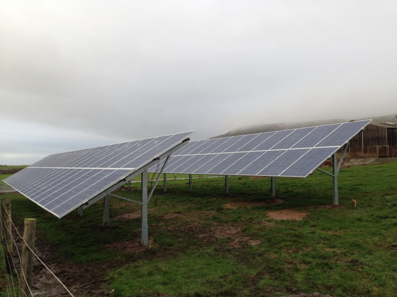 30 kWp Ground Mount