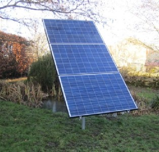 Domestic PV Trackers - Hadrian Electrical